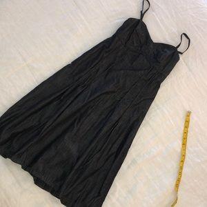 Converse denim dress